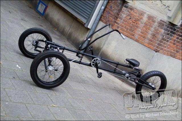 Как сделать тюнинг своего велосипеда