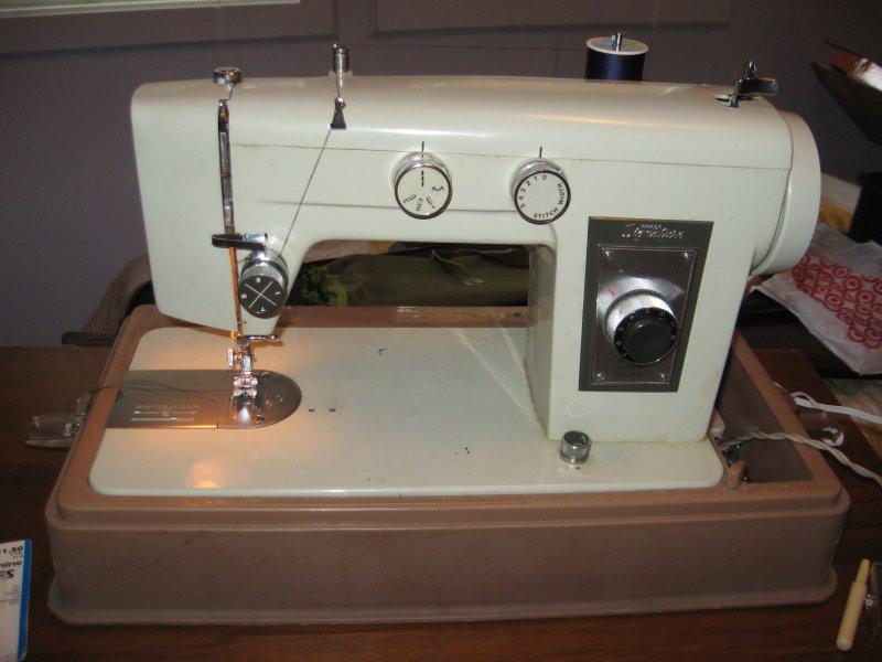 wards signature sewing machine